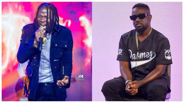 Stonebwoy and Sarkodie